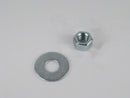 Steel Nut and Washer for Rod Type Boiler Tube Plugs