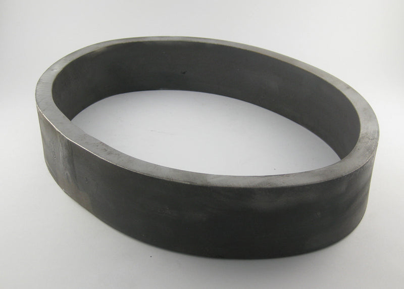 (PM12R) 14 x 18 x 3/4 x 3, Elliptical, Manhole Weld Ring, SA675-70