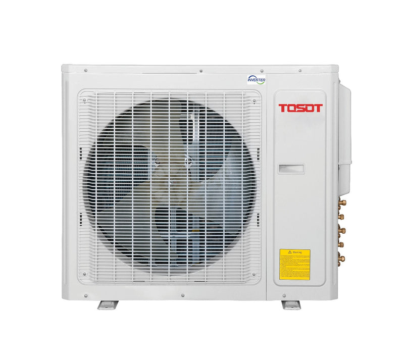 TOSOT Multi Zone 21 SEER Outdoor Condenser Unit, 30,000 BTU, (TM30H4O)