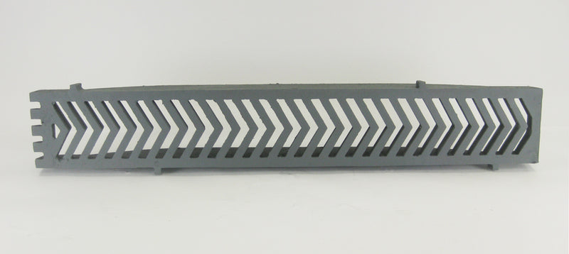 "6"" X 36"" Herring Bone Grate, Cast Iron- GH105"