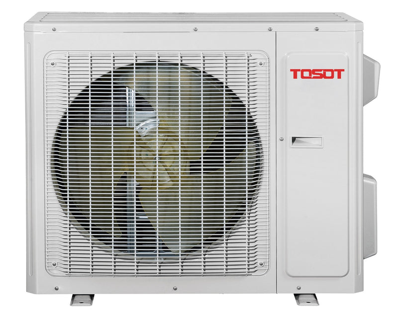 TOSOT 16 SEER Ductless Mini Split w/Inverter Heat Pump, 12,000 BTU, 230V, (TW12HQ1C2D)