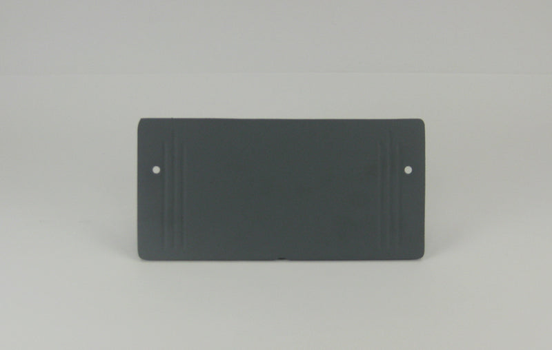 Bottom Access Plate, Cast Iron, complete with hardware, for A55 (HK109) Trash Chute Doors. HK105