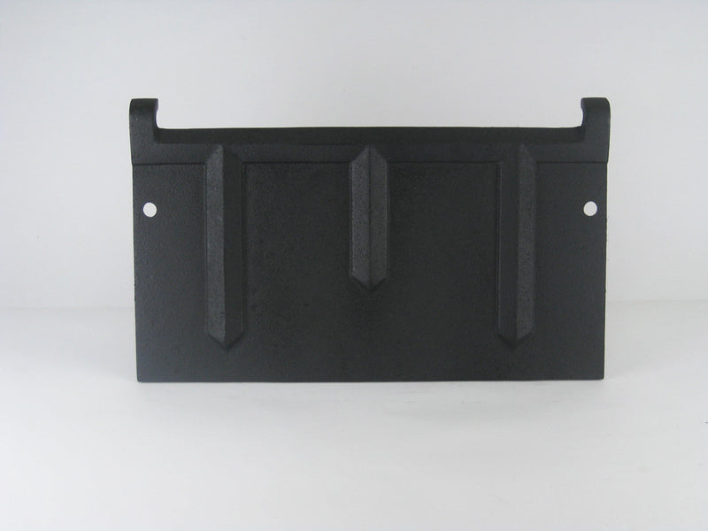 Bottom Access Plate, Cast Iron, complete with harware, for Sargent HD8N  (HS209) Trash Chute Doors. HS205