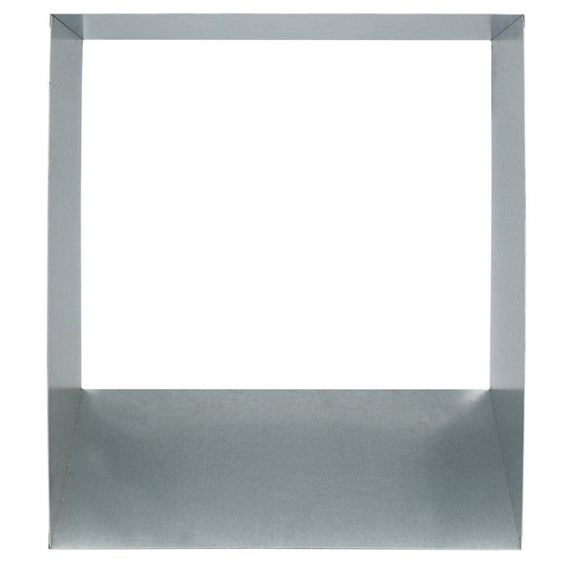 Wall Sleeve for Universal Stainless Steel Trash Chute Door, HRX14