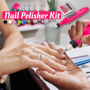 Professional Nail Polisher Kit