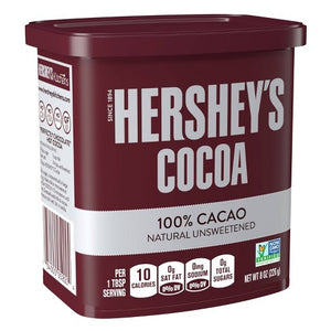 Hershey's Cocoa Powder (Unsweetened) 8oz