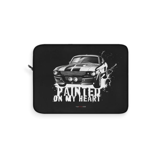 Shelby GT500 Eleanor. Laptop Sleeve (USA)