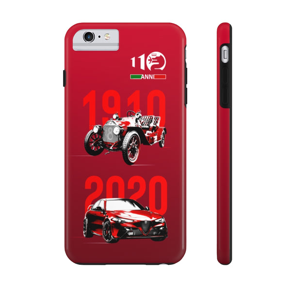 Alfa Romeo 110 years. Tough Phone Case