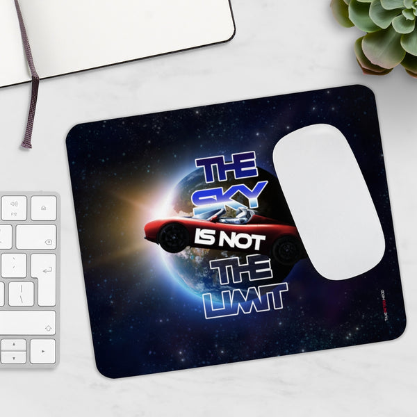 The sky is not the limit. Mousepad (EU)
