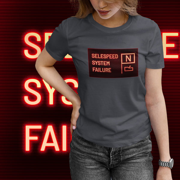 Selespeed failure. Women's classic tee