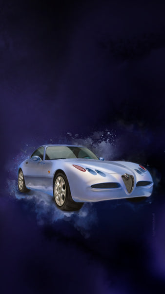 Set of Alfa Romeo  screensavers
