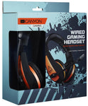 Canyon Lightweight Comfortable Wired Gaming Headset