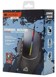 Canyon Apstar 6400DPI 6 Button RGB Gaming Mouse