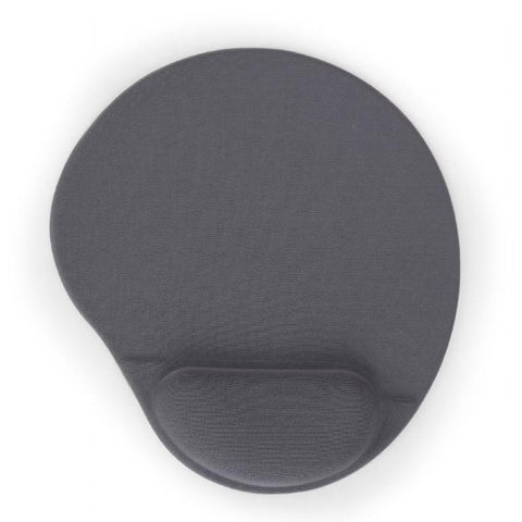 Gembird Gel Wrist Rest Mouse Pad - GREY