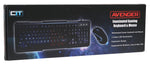 Avenger Illuminated Gaming Keyboard & Mouse