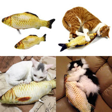 Load image into Gallery viewer, Cat Fish Toys