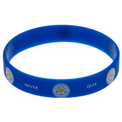 Leicester City FC Silicone armbånd