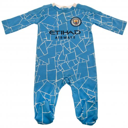 Manchester City FC Baby sovedragt - 0/3 mdr