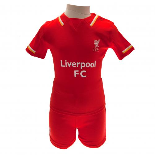 Liverpool FC Shirt & Short Set 12/18 mths RW