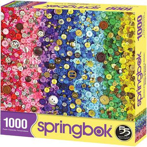 Bunches of Buttons 1000 pc. Puzzle