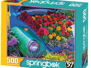 Garden Bug 500 pc. Puzzle New!