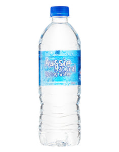 Aussie Natural Spring Water (24x 600mL)