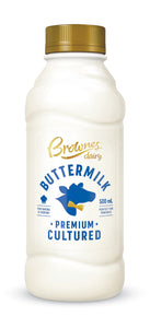 Brownes Dairy Buttermilk 500mL