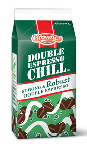 Brownes Double Espresso CHILL 600mL