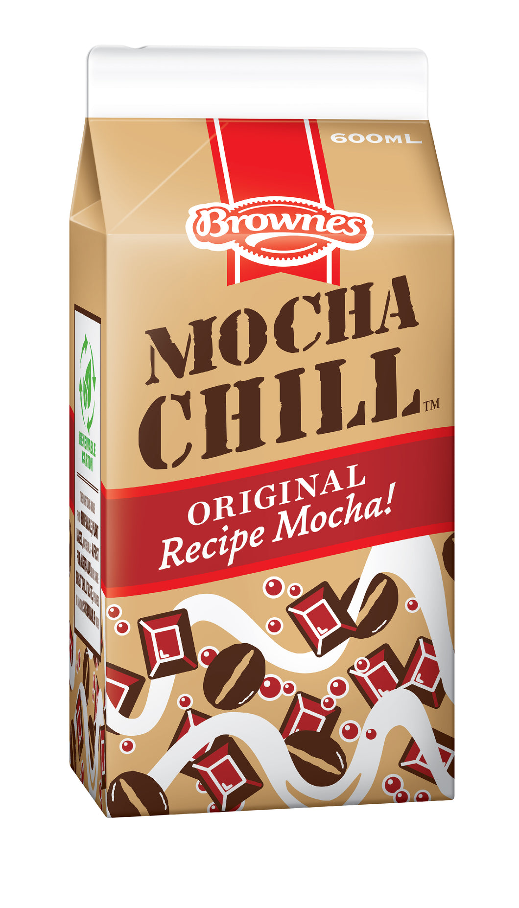 Original Recipe Mocha CHILL 600mL