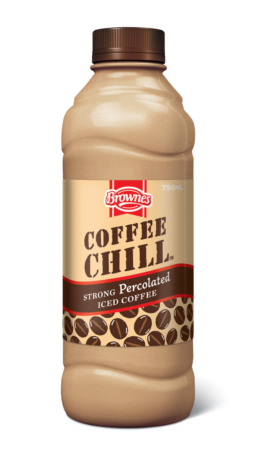 Brownes Coffee CHILL 750mL