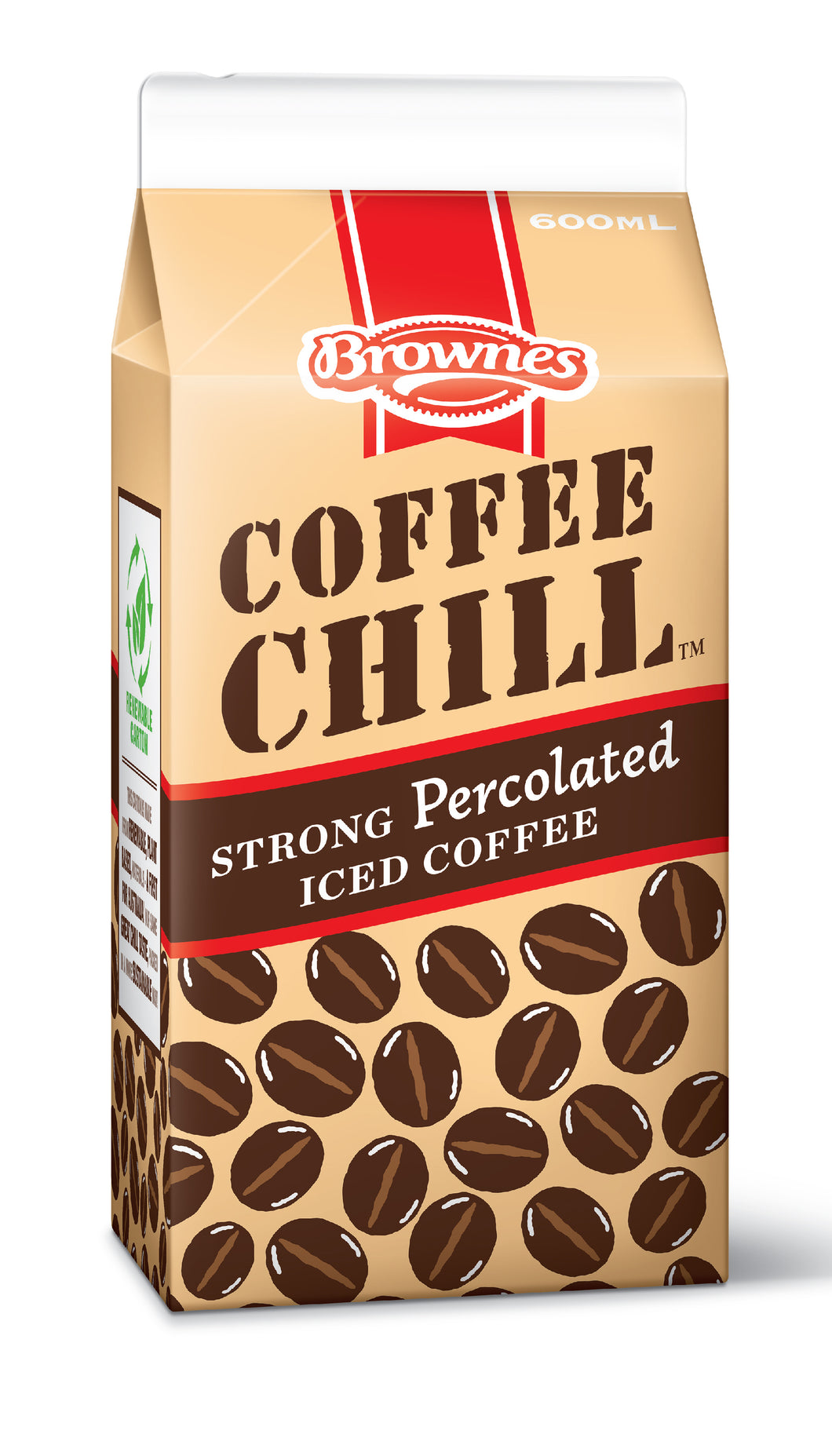 Brownes Coffee Chill 600mL