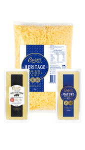Brownes Dairy Cheese Heritage Trial Bundle