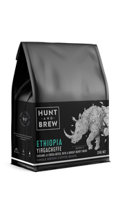 Hunt and Brew | Ethiopia Single Origin Coffee Beans 250g