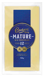 Brownes Mature WA Cheddar