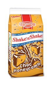 Brownes Choc Honeycomb Shake N Shake 500mL