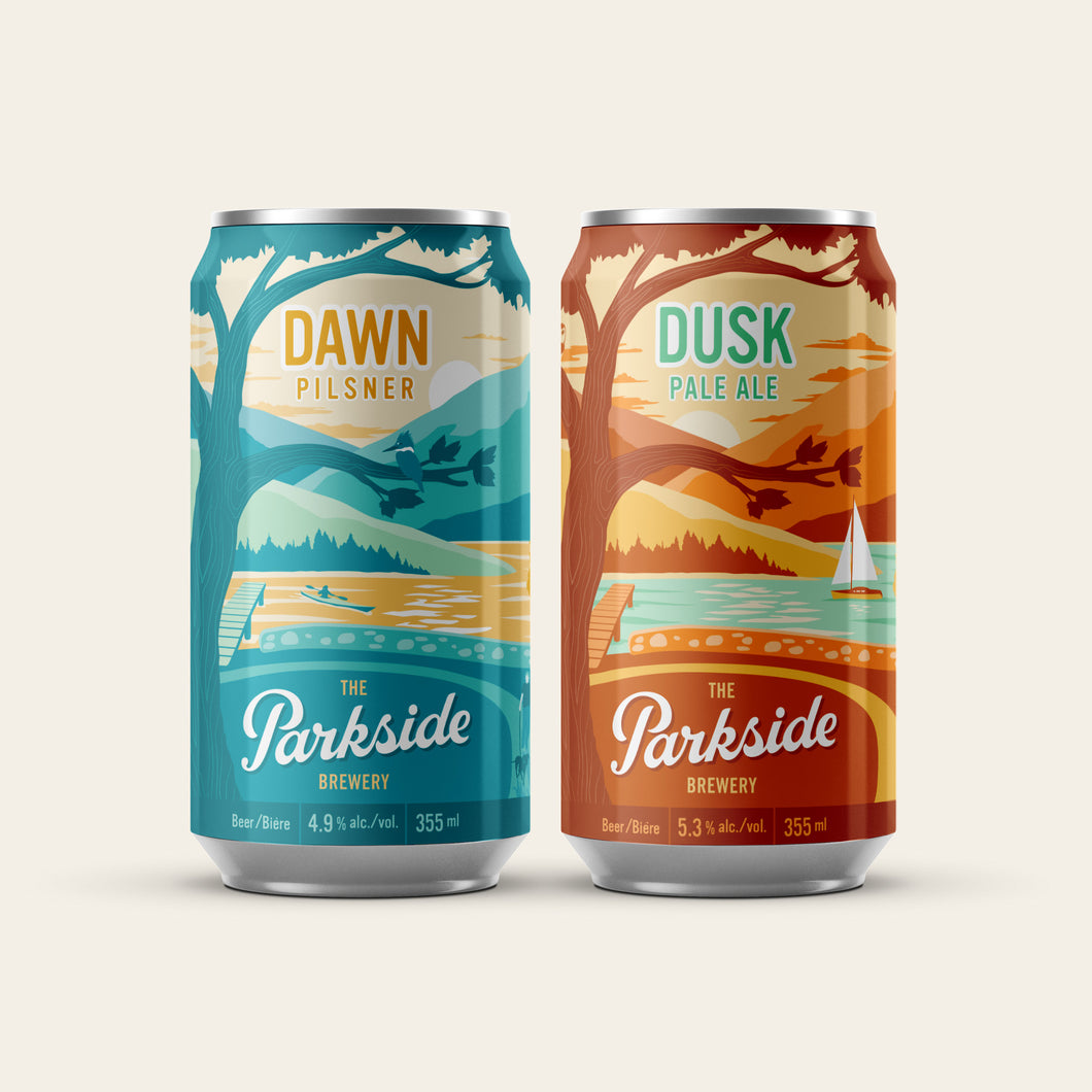EVERYDAY MIXPACK | Dawn + Dusk