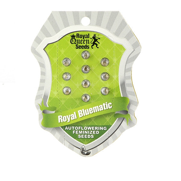 Royal Bluematic Auto