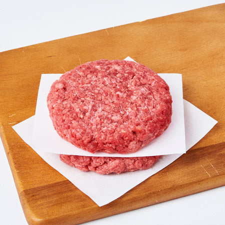 Australian Grass Fed Beef Burger Patties (2x 100g)