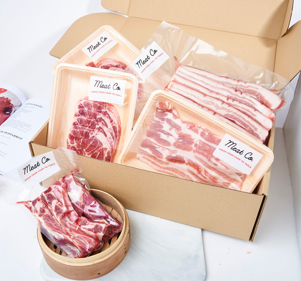 Pork Freezer Essential Pack