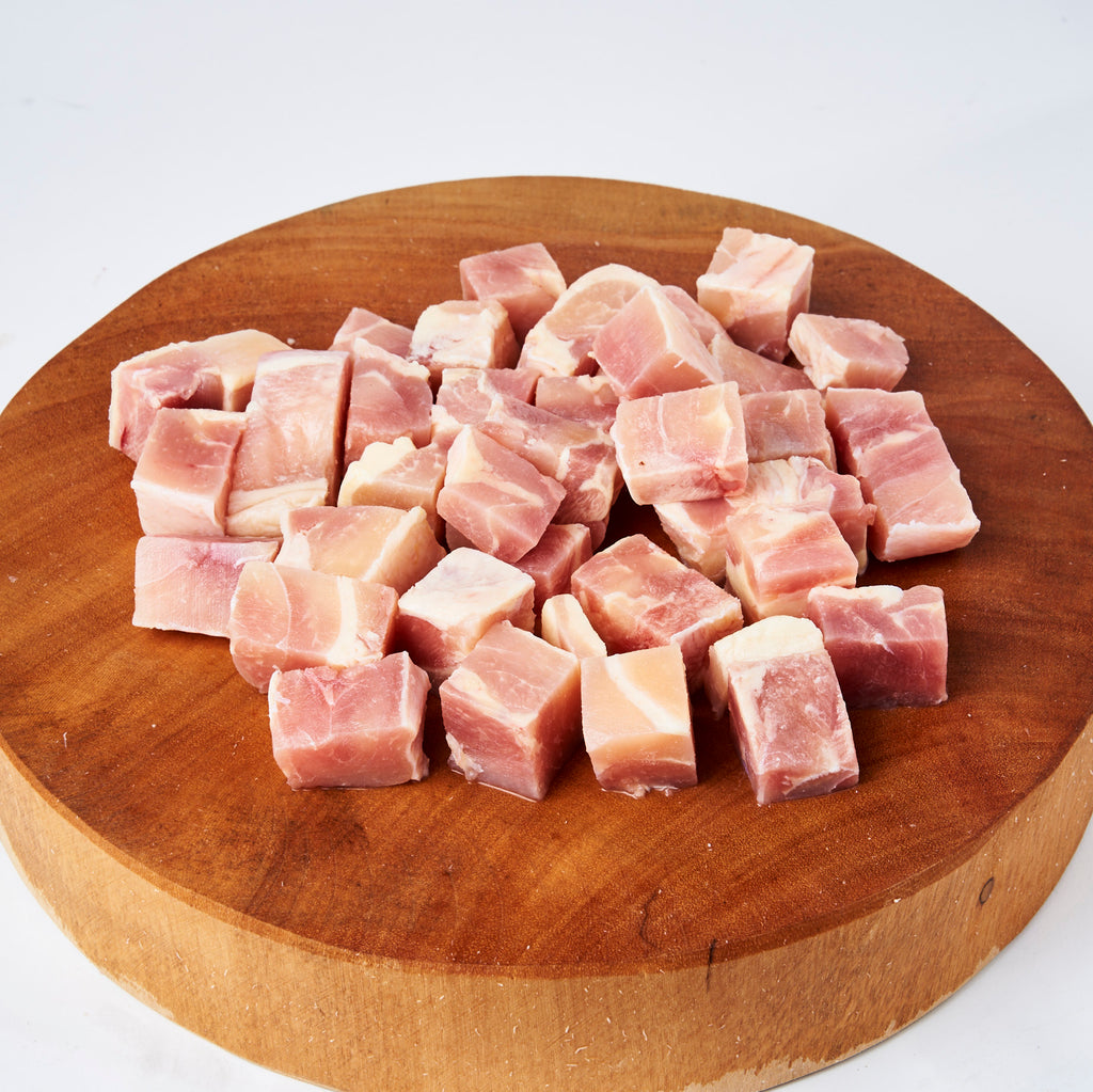 Frozen Chicken Breast Skinless Cube