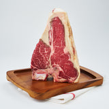 45 Days Dry Aged Barley Fed Porterhouse Steak MS3+ Currently Sold Out (Available on 11th May)