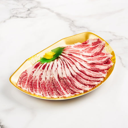 Iberico Pork Collar Shabu 2mm