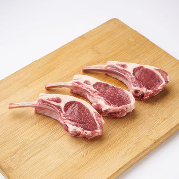 Tasmanian Pasture Fed Lamb Cutlets