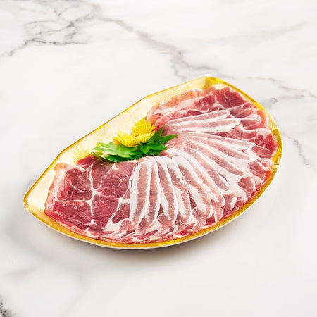 Canadian Pork Collar Shabu 2mm