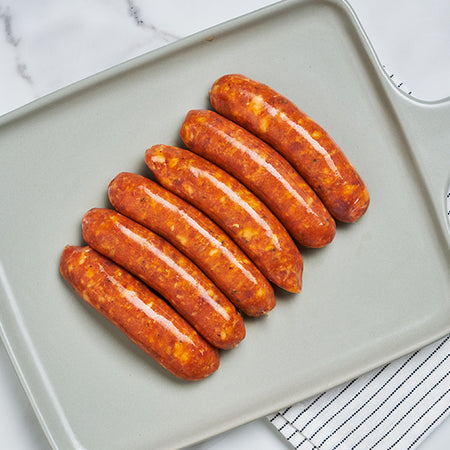 Sweet & Spicy Italian Pork Sausage