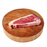 30 Days Dry Aged Grassfed Bone-in Striploin