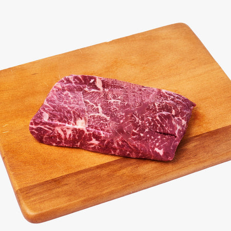 Australian Wagyu Flat Iron Steak MS8