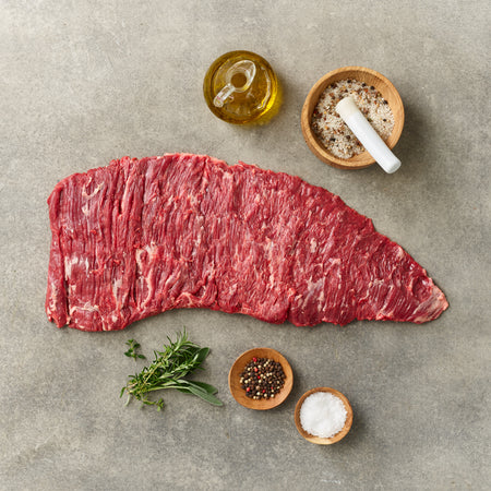 Barley Fed Free-Range Bavette Steak