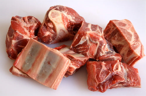 GOAT CUBES BONE-IN HALAL 2LB