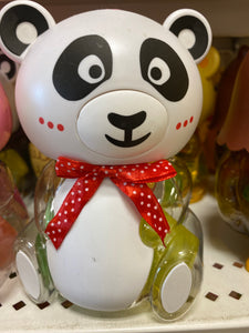 ASSORTED FRUITS JELLY IN PANDA JAR